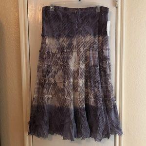 NWT! [Metro Wear] Boho Style Skirt